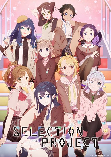 Anime Selection Project Visual