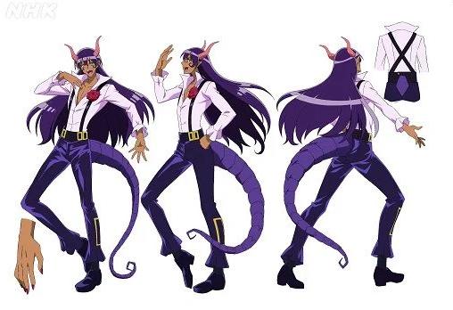 anime mairimashita iruma kun season 2 new chara 1